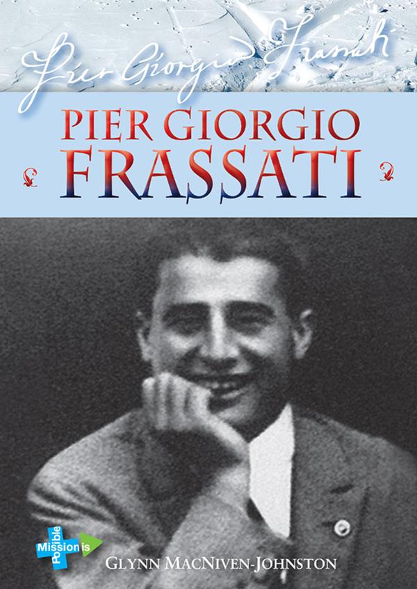 pier giorgio Frassati könyvborító